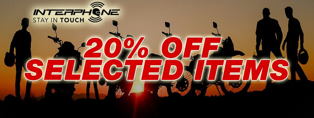 Interphone Offer 20% Off