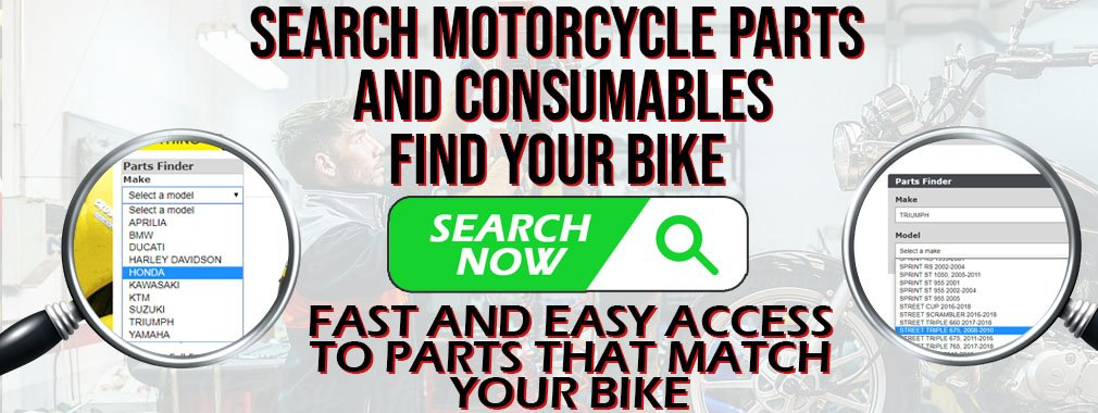 Find your motorcycle part