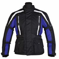 Spada Textile Jacket Core (Black/Blue)