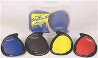 Spada  Knee Sliders X- Logo Yellow