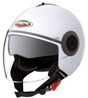 Caberg  Riviera V2+ Open Faced Helmet (White)