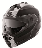 Caberg Flip Front Helmet Duke Legend (Black/White)