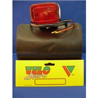 Velo Sport Rear Light Enduro With Mudflap [RL012]