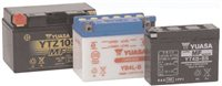 Yuasa  Batteries YB3L-B With Acid