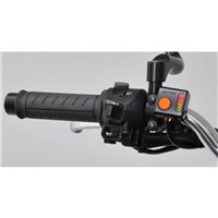 Daytona  Heated Grips 4 Level Heat Control Switch