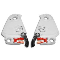 Arai Base Plates - Super ADSIS LRS L2 Type For Astro J/R|Chaser|Condor|Corsair|Quantum E/F|Axces