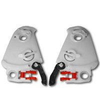Arai Base Plates - Super ADSis I-TYPE for RX-7 GP, Quantium |Chaser-V |Axces III | DT-X