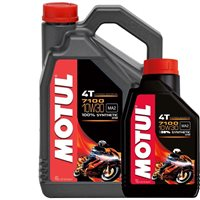 MOTUL 7100 High Performance Fully synthetic Oil