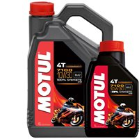 MOTUL 7100 10w30 High Performance Fully Synthetic Oil