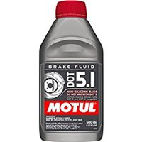 MOTUL Dot 5.1 Brake Fluid 0.5L