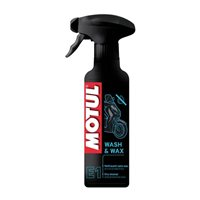 MOTUL Motorcycle E1 Wash & Wax 400ml