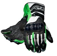 RST BLADE Motorcycle Glove 1564 (Green)