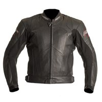RST BLADE Leather Jacket (Black) 1055