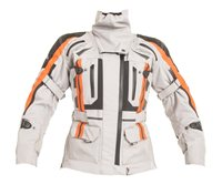 RST PRO SERIES PARAGON V Motorcycle Jacket 1416 (Silver)