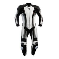 RST Pro Series CPX-C One Piece Leathers 1015 (White) Junior