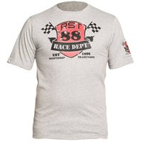 RST RACE DEPT 88 T Shirt  Grey (0070)