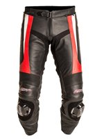 RST BLADE Leather Trousers (Red) 1115