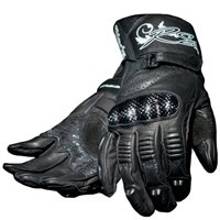 RST BLADE Ladies Motorcycle Gloves 1567 (Black)