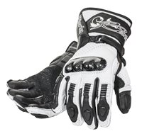RST BLADE Ladies Motorcycle Gloves 1567 (White)