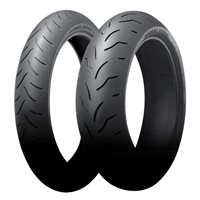 BT-016 Pro Hypersport Motorcycle Tyre by Bridgestone