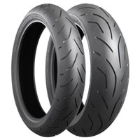 Bridgestone S20 EVO Motorcycle Tires