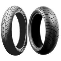 Bridgestone BT-020 F Motorcycle Tyres