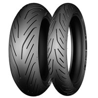 Michelin Pilot Power 3 SC Radial Scooter Tyre