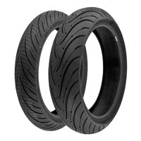 Pilot Road 3 Motorcycle Tyres by Michelin