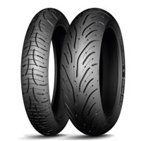 Michelin Pilot Road 4 Trail Motorcycle Tyres