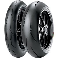 Pirelli Diablo Supercorsa Sc V2  Supersport/Superstock Race Tyres