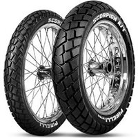 Pirelli MT 90 A/T SCORPION Motorcycle Tyres