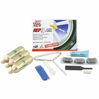 Rema Tip Top Repair & Air Motorcycle Kit