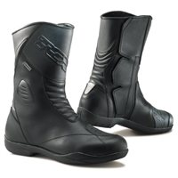 TCX X-Five Evo Gore-Tex Motorcycle Boots (Black)