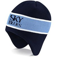 SKY BLUES Puru Beanie by TheVisorShop