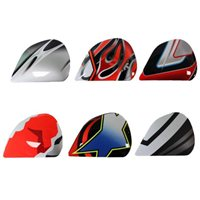 Arai RX7-GP SAJ Holder Sets / Side Pods (Multicolour)