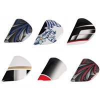 Arai Quantum, Quantum ST & ST Pro SAJ Holder Sets / Side Pods (Multicolours)