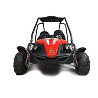 HammerHead GTS 150 Full Size Petrol Off Road Buggy (Option: Red)