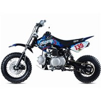 Stomp Pitbikes Juice Box Semi Automatic Junior PitBike 110cc