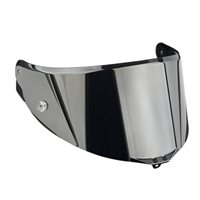 AGV RACE 2 Corsa, Pista, Veloce Helmet A5047 Visor  (Option: Dark Tint)