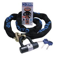 Oxford HD Chain & Lock Set