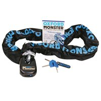 Oxford Monster Ultra Strong Chain & Padlock