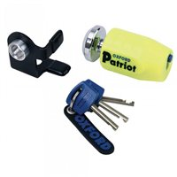 Patriot Disc Lock by Oxford