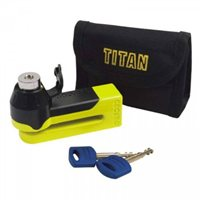 Oxford TITAN Disc Lock 10mm Pin
