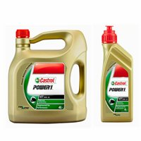 Castrol Oil Power 1 4T 10W-30
