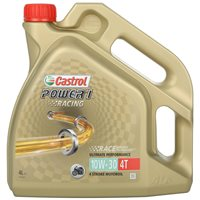 Castrol Power 1 Racing 4T 10W30 Oil
