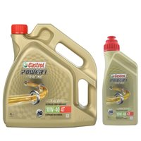 Castrol Oil Power 1 Racing 4T 10W40
