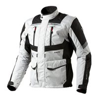 Revit Neptune GTX Gore Tex Jacket (Silver-Black)