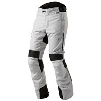 Revit Neptune GTX Gore-Tex Motorcycle Trousers (Silver/Black)