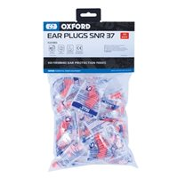 Ear Plugs SNR 37 - Value Pack (50 Pairs) by Oxford