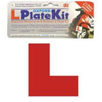 Oxford L Plate Kit